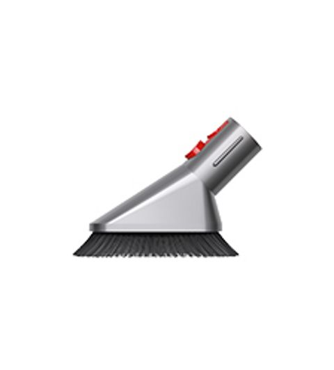 Quick-release Mini Soft Dusting Brush